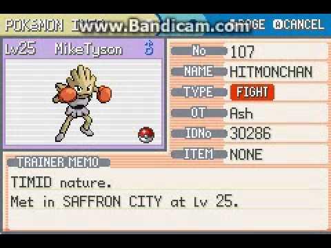 Pokemon FireRed COMPLETE Walkthrough Part 22- HITMONCHAN!!!, and saffron city
