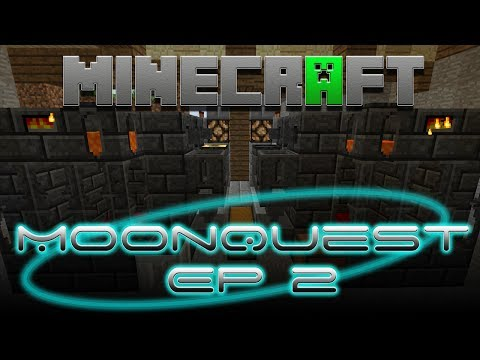 MoonQuest - Episode 2 - Automating Tinkers Smeltery