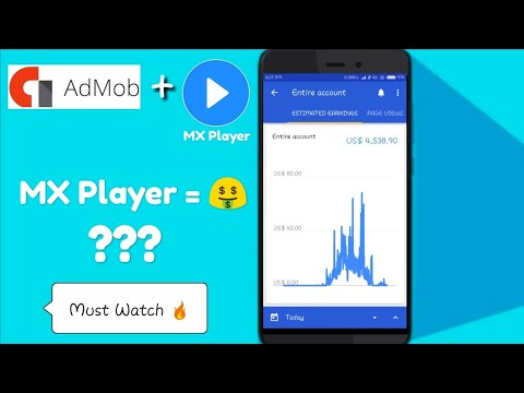 Make Money with MX Player? MX Player Ad Unit Change Possible?