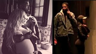 Tristan Thompson Got ANOTHER Woman PREGNANT?! Not Again!!