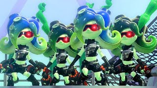 Splatoon 2 Octo Expansion - All Octoling Levels