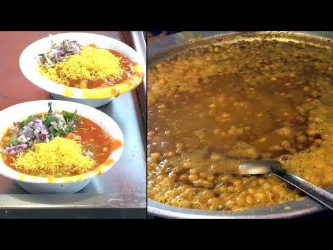 Ragda Varieties in Indian Street | Indian Street Food