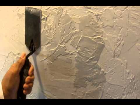 Repair a Textured Wall or Ceiling with AMAZING Results