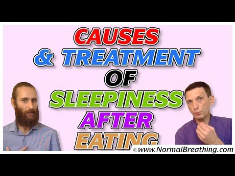 Sleepy after eating: causes and treatment – Interview with Dr. Artour Rakhimov