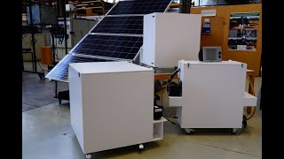 Download Do it yourself solar cooling for agriculture by the University of Hohenheim Video