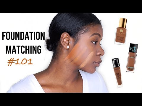 How To Choose The Right Foundation Shade! l Tips & Demo