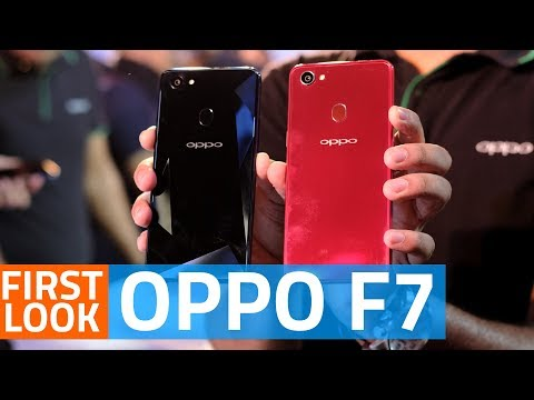 Oppo F7 First Look | Price, Camera, Specifications, and More