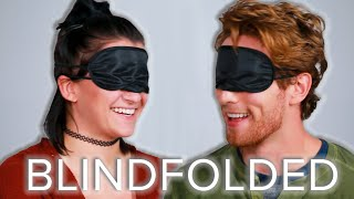 Blindfolded Strangers Guess Each Other