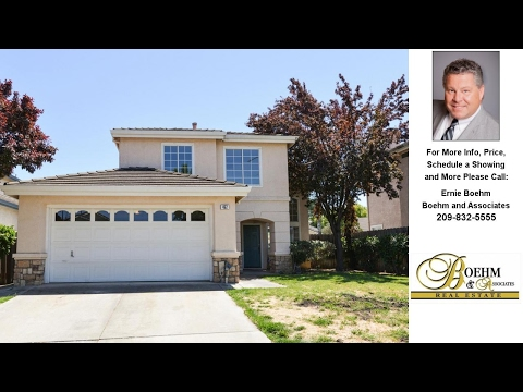 462 Charlemagne Lane, Tracy, CA Presented by Ernie Boehm.
