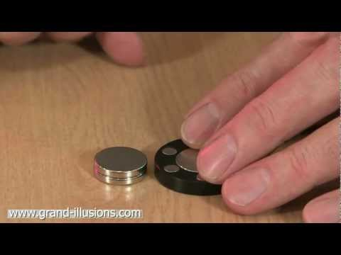 Amazing Discovery With Magnets