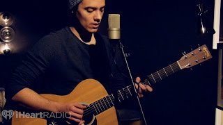 Leroy Sanchez performs an acoustic cover of Sam Smith