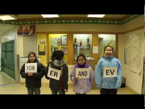 Hallelujah Chorus -Quinhagak, Alaska