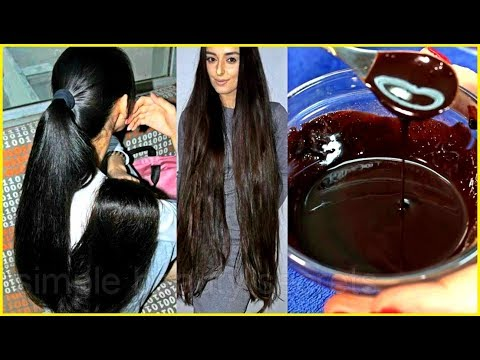 Apply This Hair Mask To Grow 1 Inch Hair Every Day | Hair Growth Remedy | Long Hair Remedy