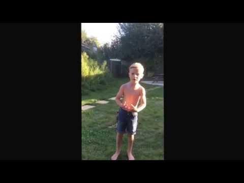 How to do a armpit fart (tutorial)