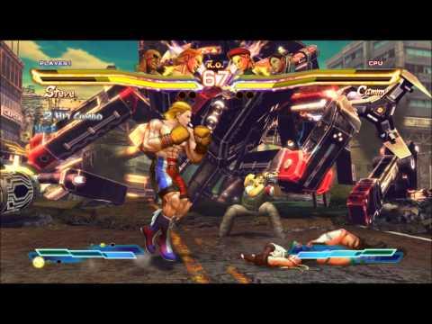 Street Fighter X Tekken Gameplay
