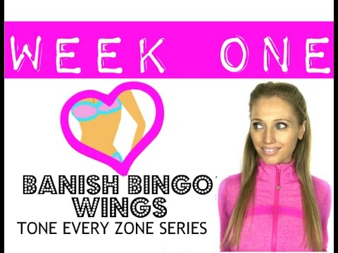 Banish Bingo Wings - Toning Workout