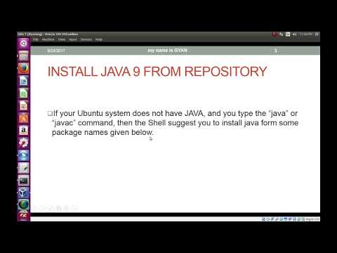 Install Java 9 ( JDK 9 ) From Ubuntu ( 16, 17 ) Repository | Uninstall Java 9 From Ubuntu Terminal