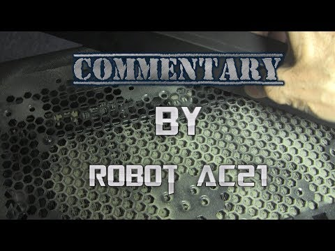 Dusty PC: Ft. Robot AC 21