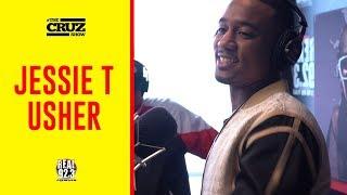 Download Jessie T Usher Talks 'Shaft', Working w/ Samuel L. Jackson, Best Tacos In LA Video