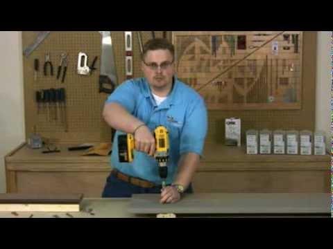 GRK KAMELEON Composite Deck Screw