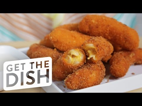 How to Make Burger King's Mac 'n' Cheetos at Home | Get the Dish