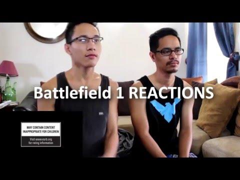 Battlefield 1 REACTIONS!