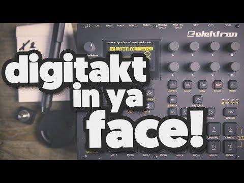 DIGITAKT: In ya face! [ a-beat-a-day ]