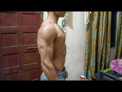 Home Tricep Workout - Calisthenics Tricep workout