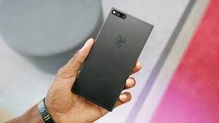 Razer Phone Impressions! 120Hz!