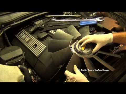 BMW Fan Clutch Removal With Tips And Tricks To Help You Remove The Radiator Fan E46 3 Series