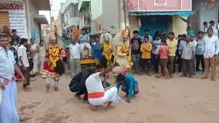 Veeragase karnataka folk dance
