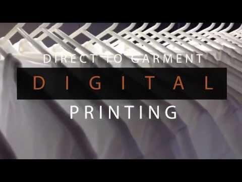 T-Shirt Printing Australia - DTG Process
