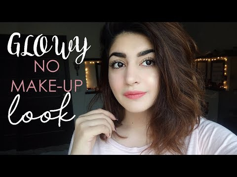 GRWM: No Make-up Everyday Glow Look | Using Pakistani Makeup | Glossips
