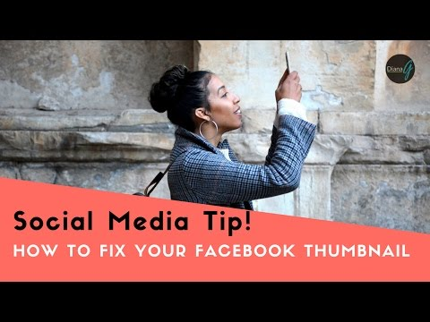 How to Change Your Facebook LIVE Video Thumbnail [Walkthrough]