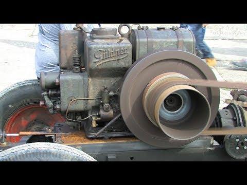 Stationärmotorentreffen Groschwitz 2-6 Stationary Engine Rally