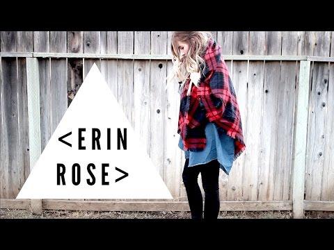 FALL GRWM | Erin Rose