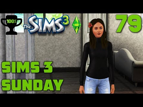 Electrocution for the Master of the Arts - Sims Sunday Ep. 79 [Completionist Sims 3 Playthrough]