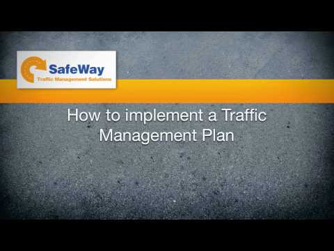 Safeway-How to Implement a Traffic Management Plan