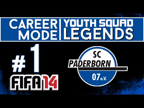 FIFA 14 Career Mode - Youth Squad Legends 3 Ep. 1