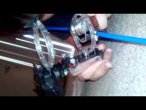 Tin can robot build