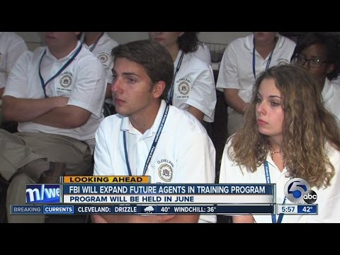 Future agents in Training Academy