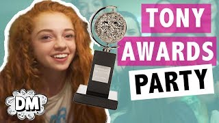WOO! DEAR EVAN HANSEN WINS THE TONY AWARD FOR BEST MUSICAL!! | Alyssa Vlogs