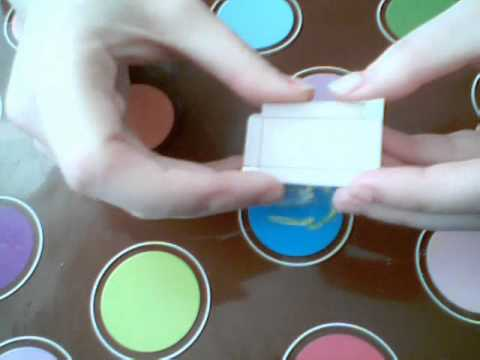 How To Put Together Jim's Printable Dollhouse Board Games (With My Own Touch!)