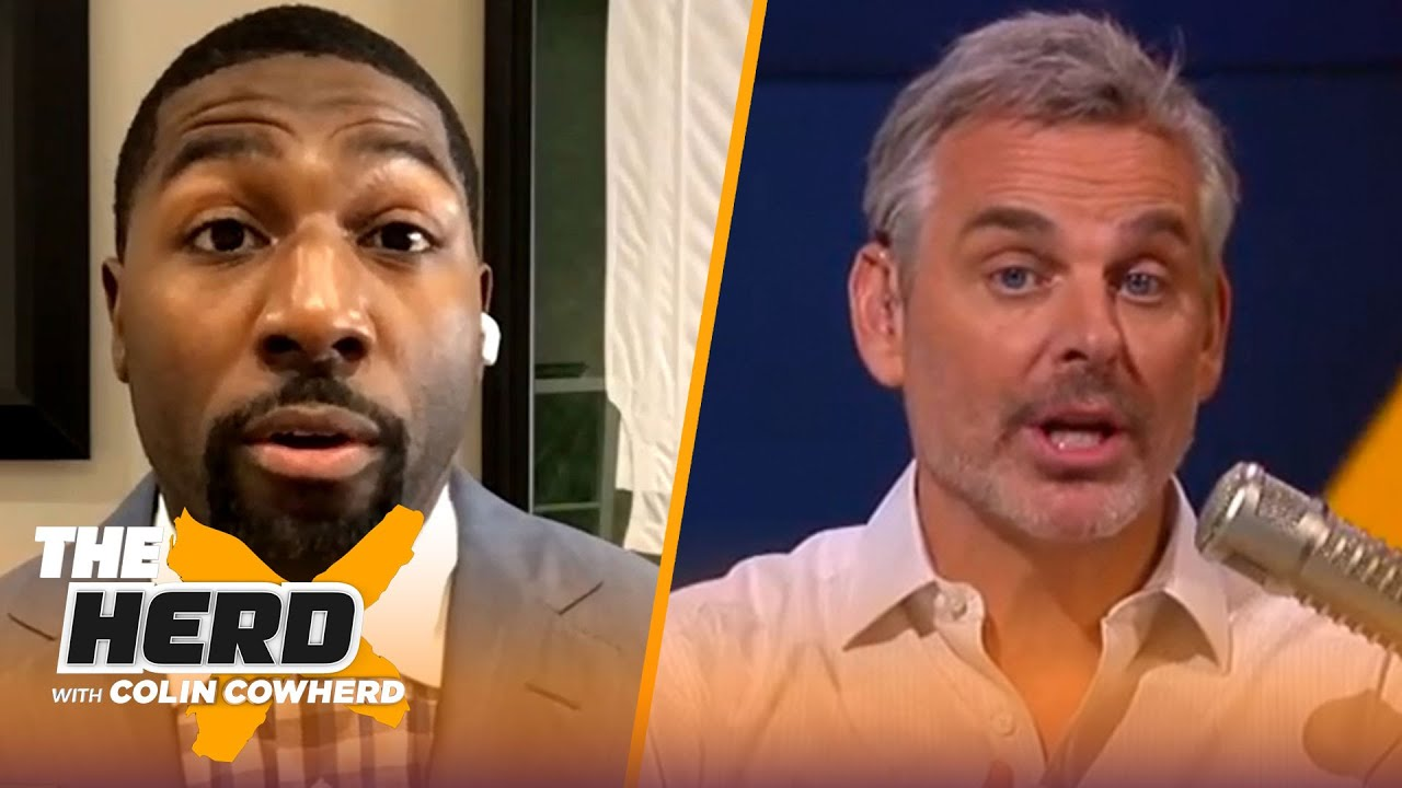Jennings on Rodgers & Brady's dual at the Frozen Tundra, Hall of Fame requirements | NFL | THE HERD