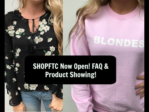 Online Store FAQ + Try-On | Fashion Craze