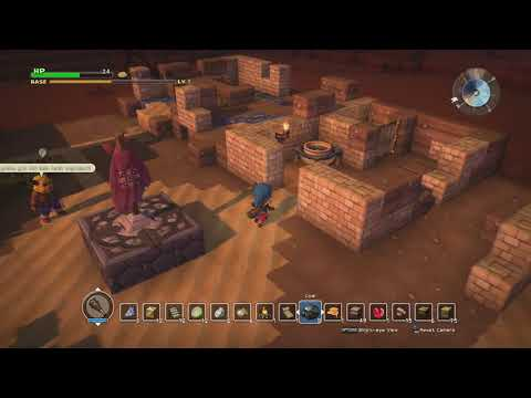 Let's Play Dragon Quest Builders 27: Upper Level