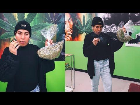 running a weedshop + black friday shopping