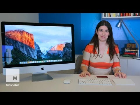 Apple iMac 2015 Review: Still the Best Desktop, Now with Lower Price | Mashable
