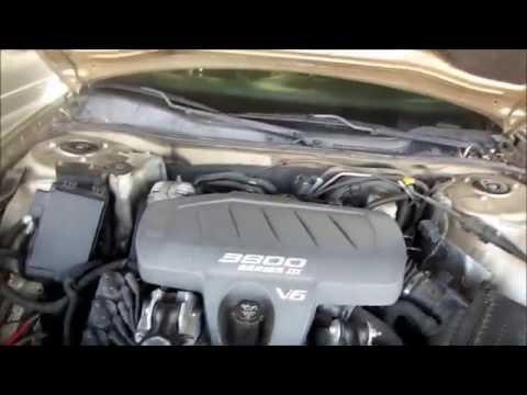 2005 Pontiac Grand Prix DIY Transmission Oil Change