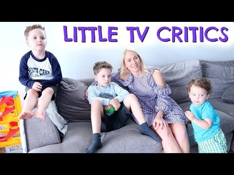 LITTLE TV CRITICS OF NEW SHOW TOP WING FOR NICK JR. & CHANNEL MUM AD